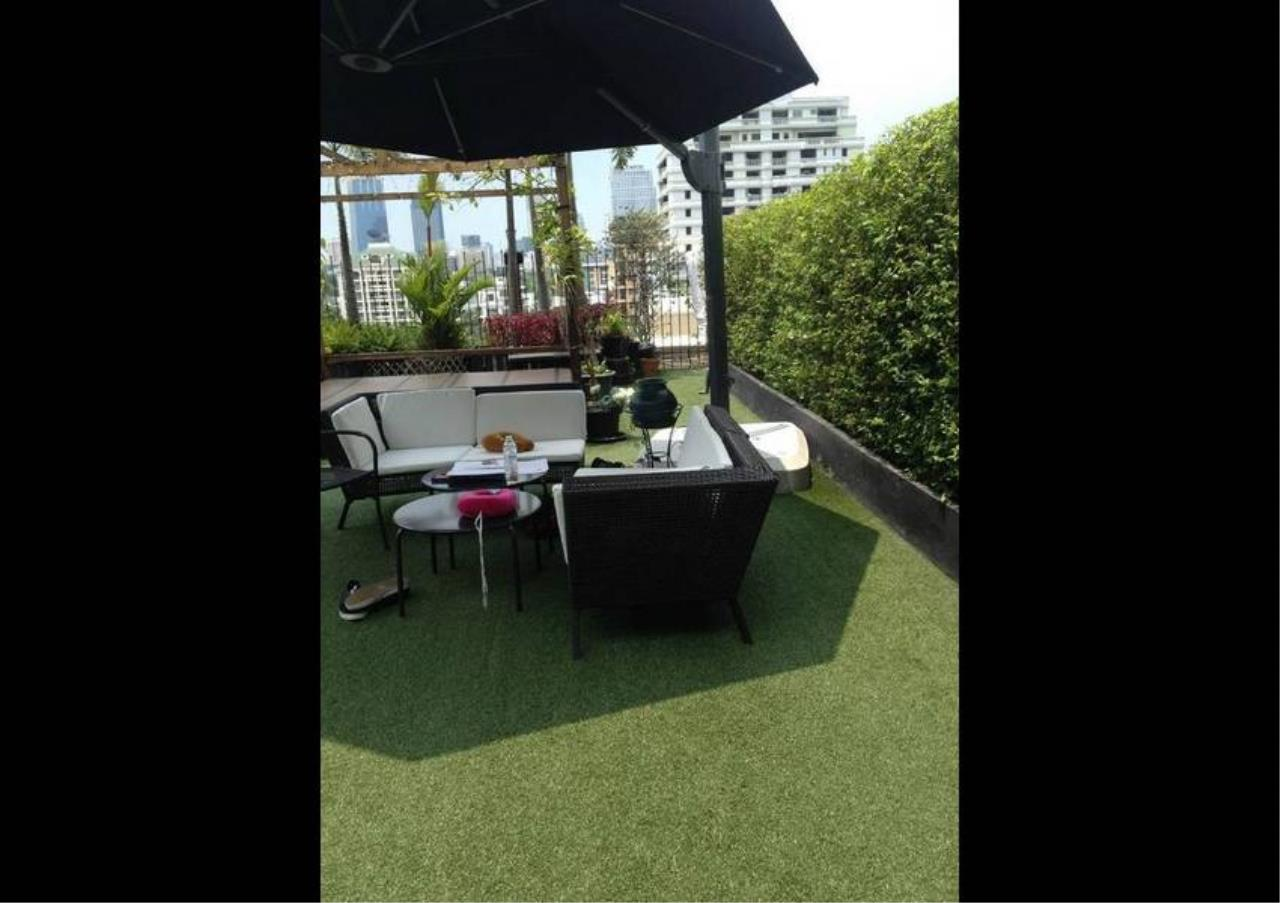 Bangkok Residential Agency's 2 Bed Serviced Apartment For Rent in Chidlom BR7016SA 1