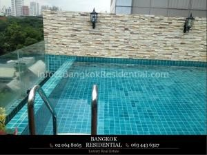 Bangkok Residential Agency's 2 Bed Serviced Apartment For Rent in Chidlom BR7016SA 13