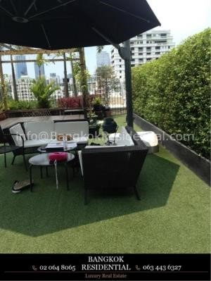 Bangkok Residential Agency's 2 Bed Serviced Apartment For Rent in Chidlom BR7016SA 8
