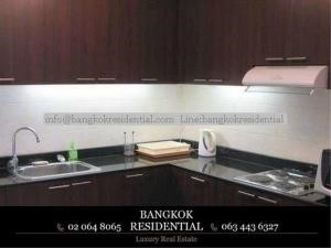 Bangkok Residential Agency's 3 Bed Serviced Apartment For Rent in Asoke BR7026SA 12