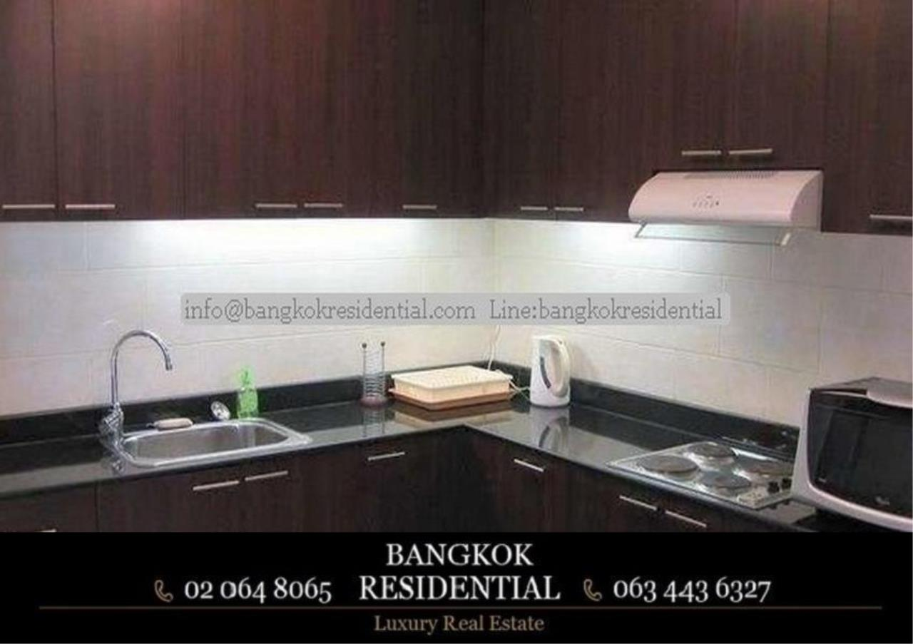 Bangkok Residential Agency's 3 Bed Serviced Apartment For Rent in Asoke BR7026SA 7
