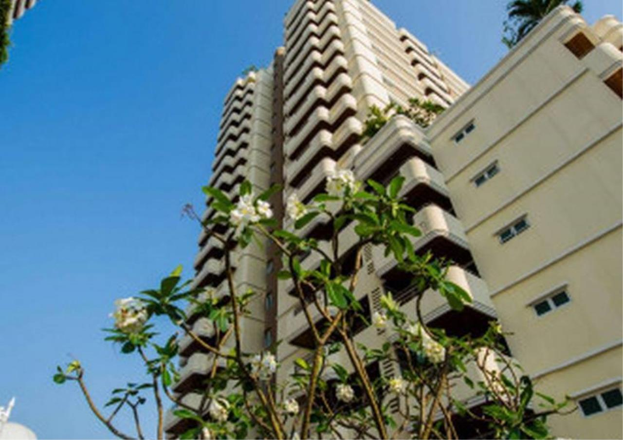 Bangkok Residential Agency's 2 Bed Serviced Apartment For Rent in Phrom Phong BR7055SA 2