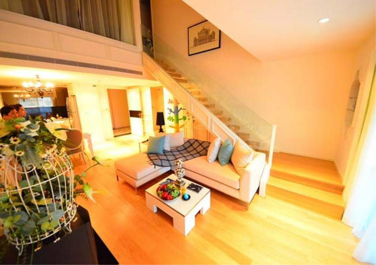 Bangkok Residential Agency's 4 Bed Serviced Apartment For Rent in Phrom Phong BR7058SA 1