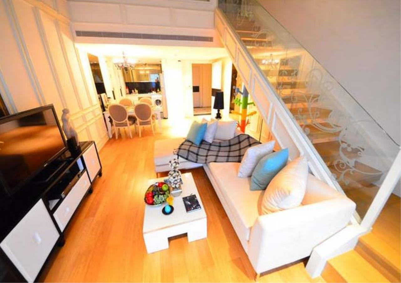 Bangkok Residential Agency's 4 Bed Serviced Apartment For Rent in Phrom Phong BR7058SA 2