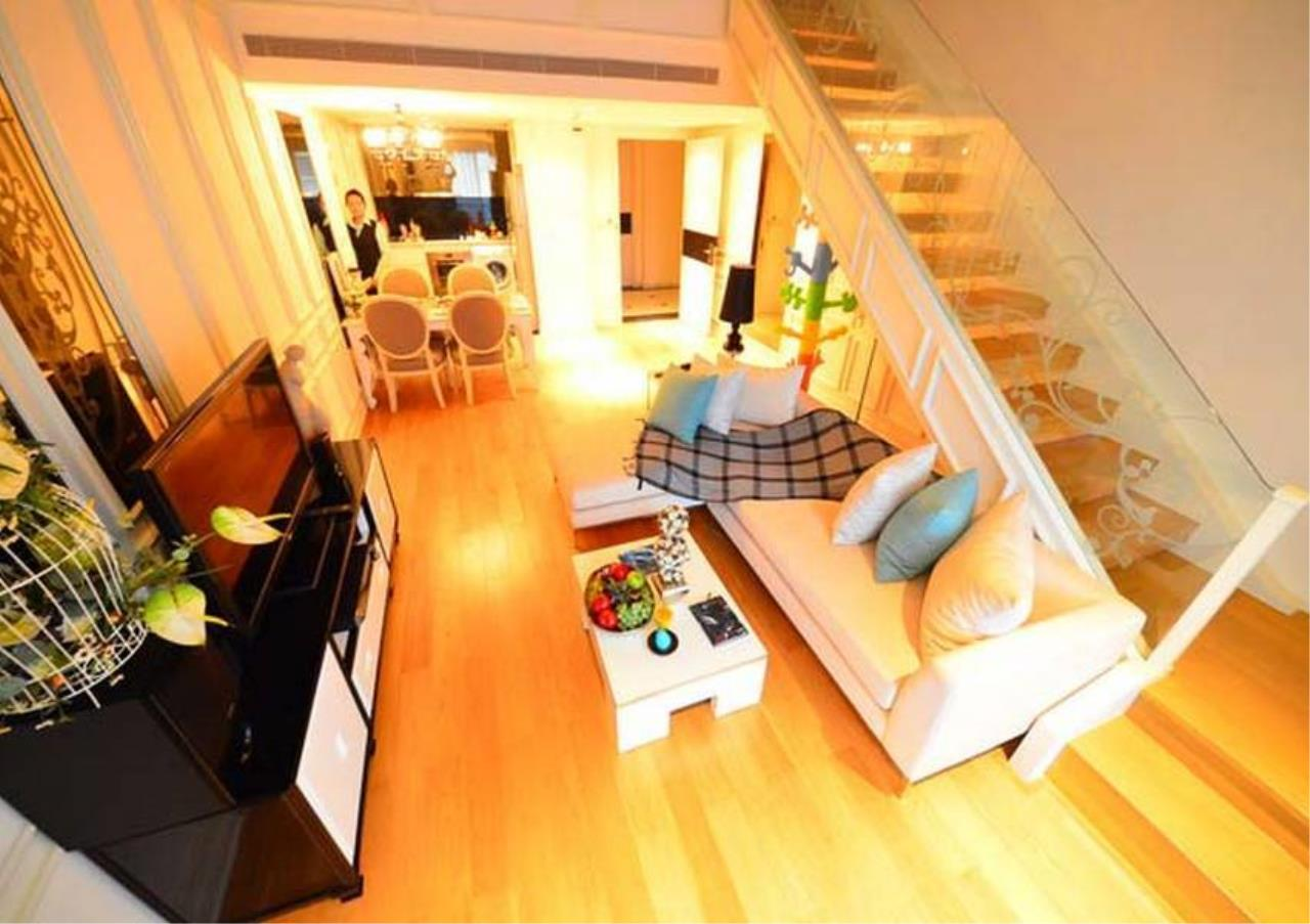 Bangkok Residential Agency's 4 Bed Serviced Apartment For Rent in Phrom Phong BR7058SA 9
