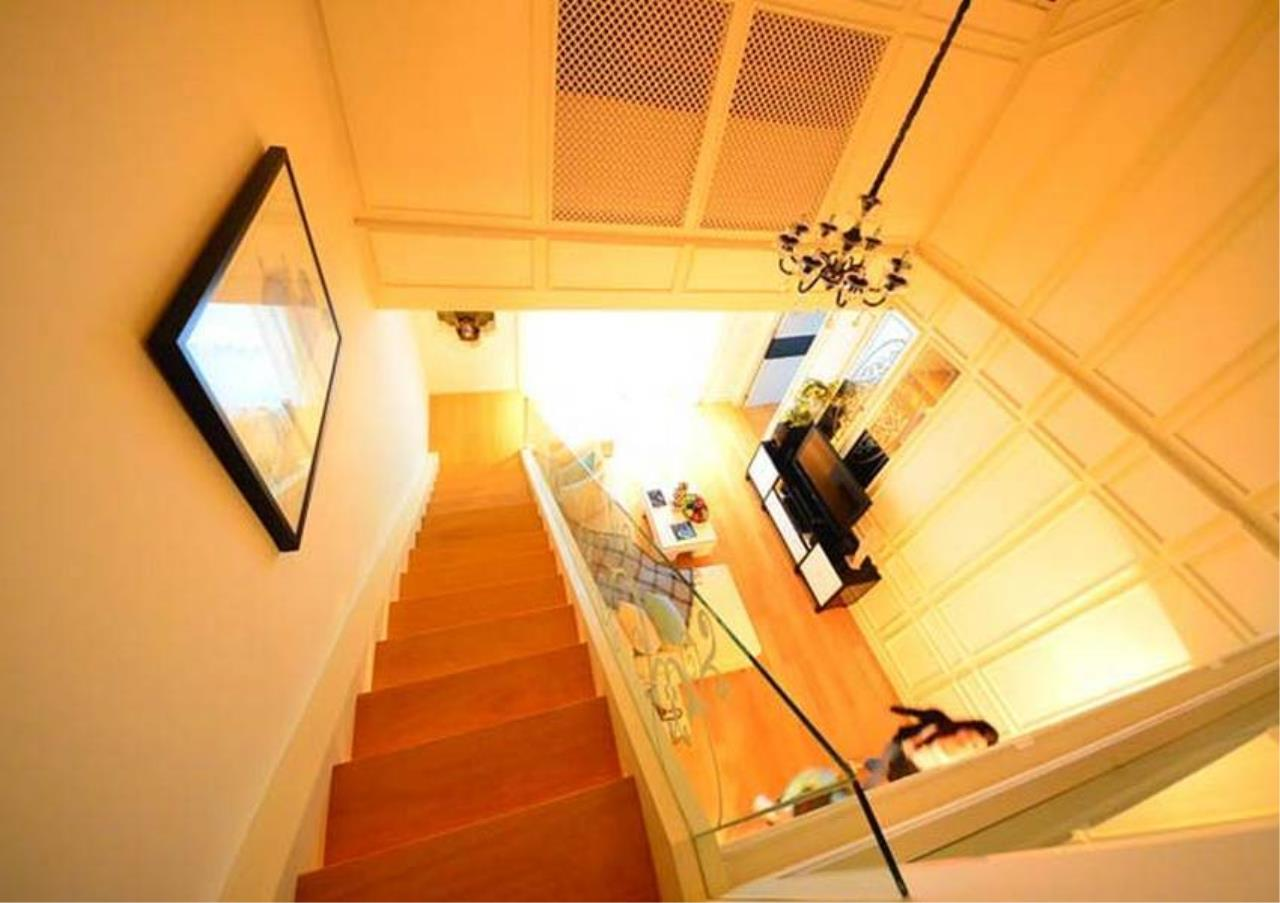 Bangkok Residential Agency's 4 Bed Serviced Apartment For Rent in Phrom Phong BR7058SA 10