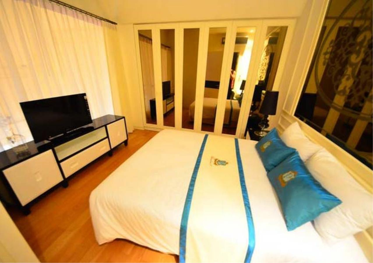 Bangkok Residential Agency's 4 Bed Serviced Apartment For Rent in Phrom Phong BR7058SA 11