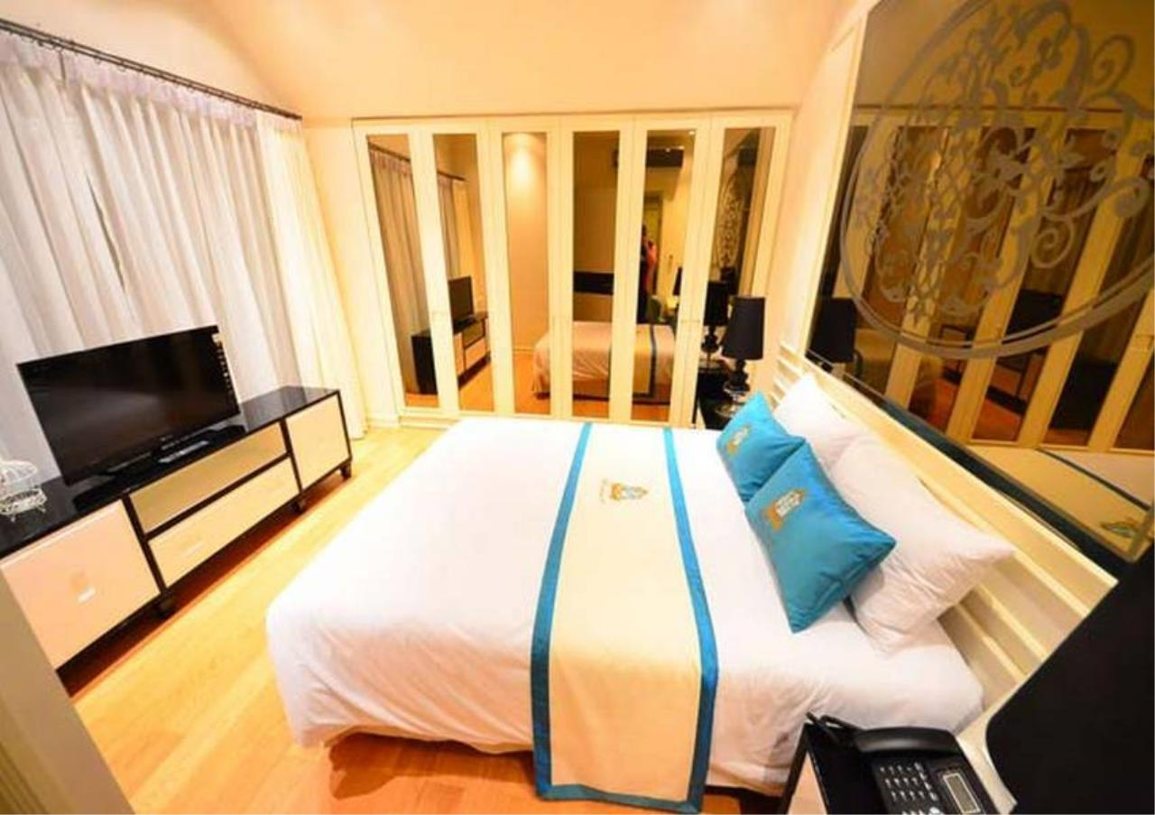 Bangkok Residential Agency's 4 Bed Serviced Apartment For Rent in Phrom Phong BR7058SA 12