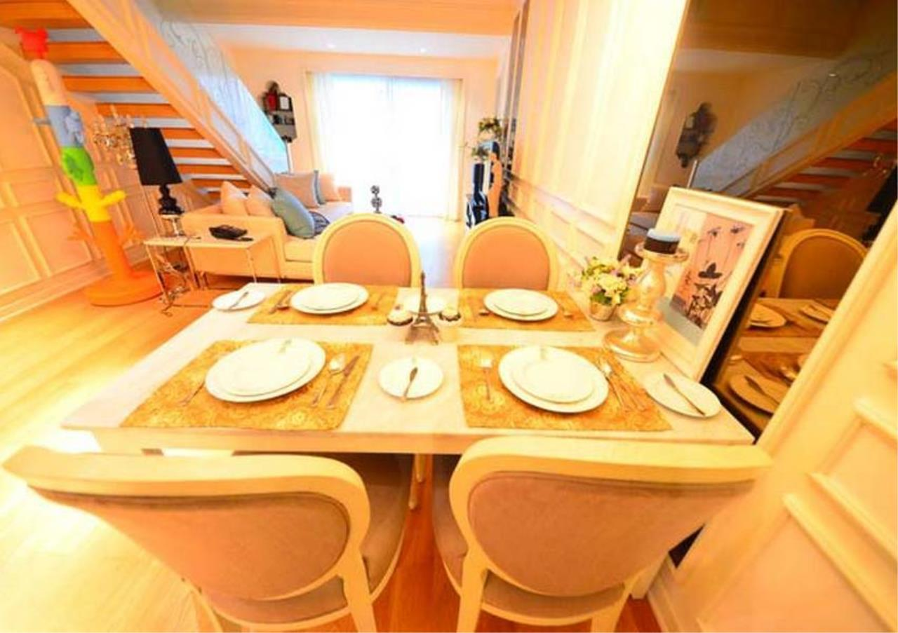 Bangkok Residential Agency's 4 Bed Serviced Apartment For Rent in Phrom Phong BR7058SA 15