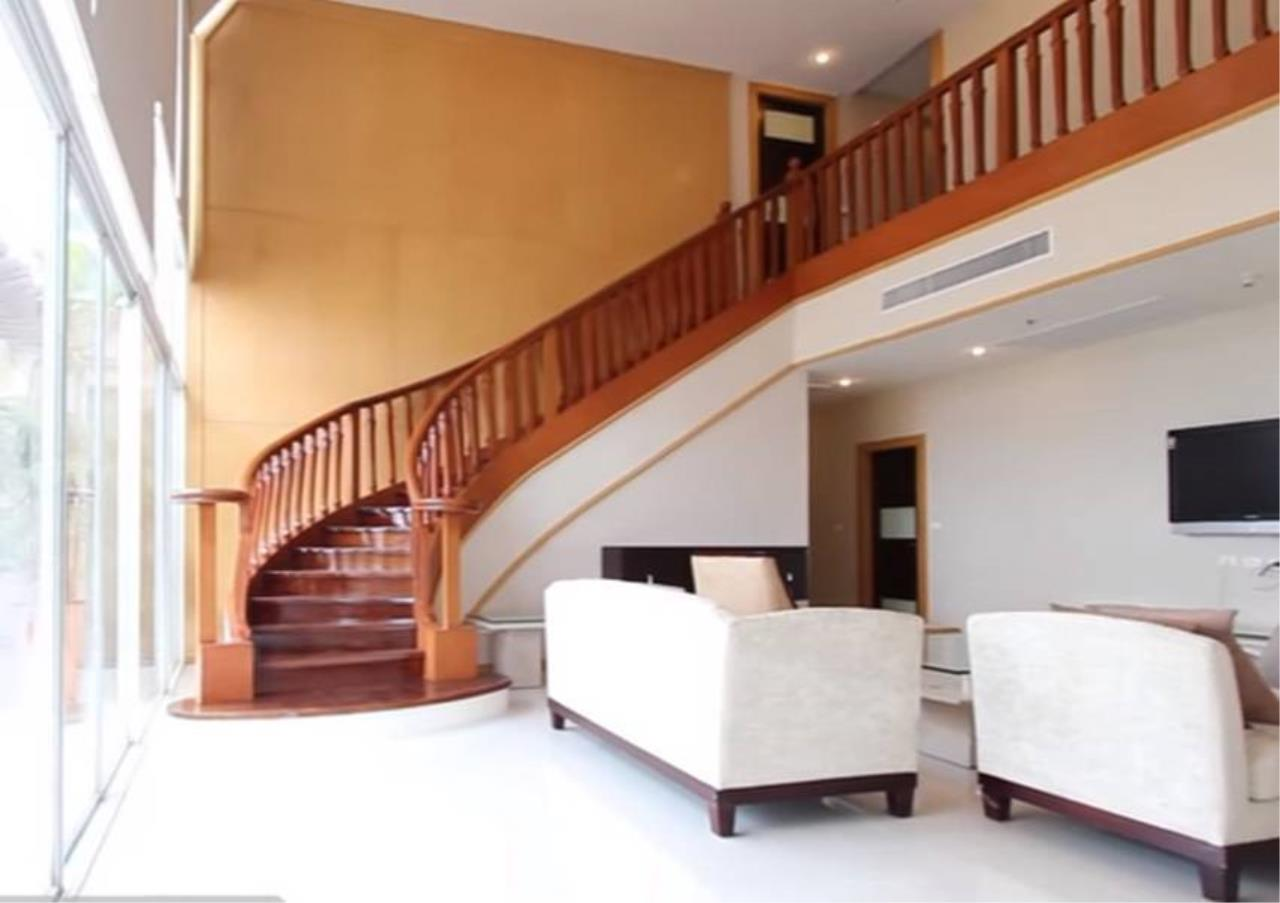 Bangkok Residential Agency's 4 Bed Serviced Apartment For Rent in Phrom Phong BR7059SA 2