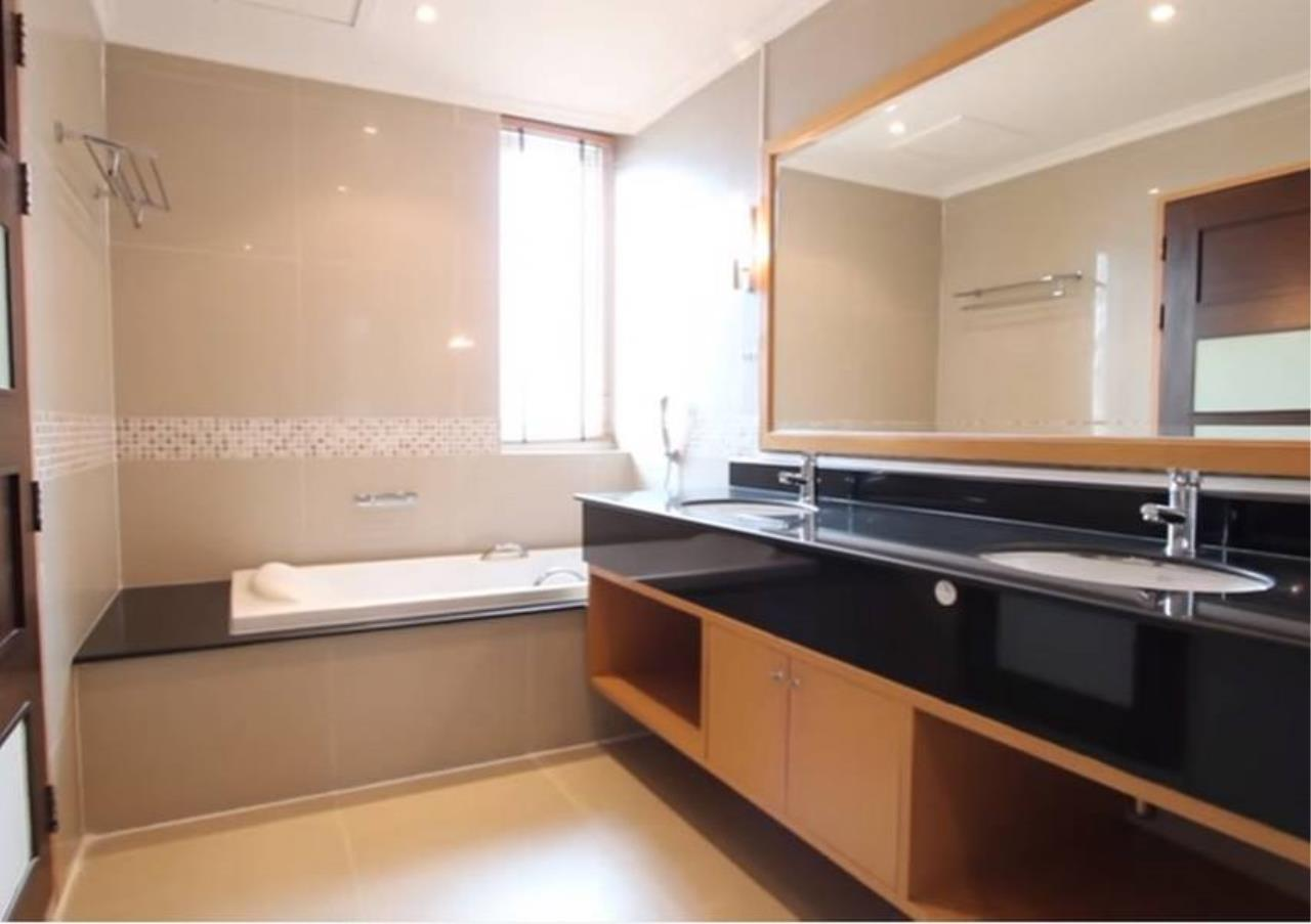 Bangkok Residential Agency's 4 Bed Serviced Apartment For Rent in Phrom Phong BR7059SA 5