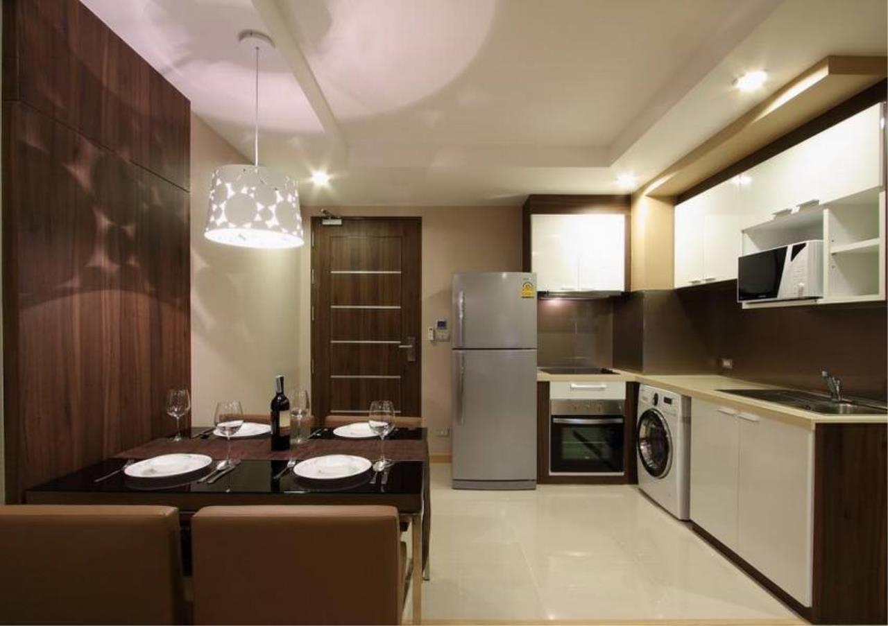 Bangkok Residential Agency's 1 Bed Serviced Apartment For Rent in Asoke BR7071SA 3