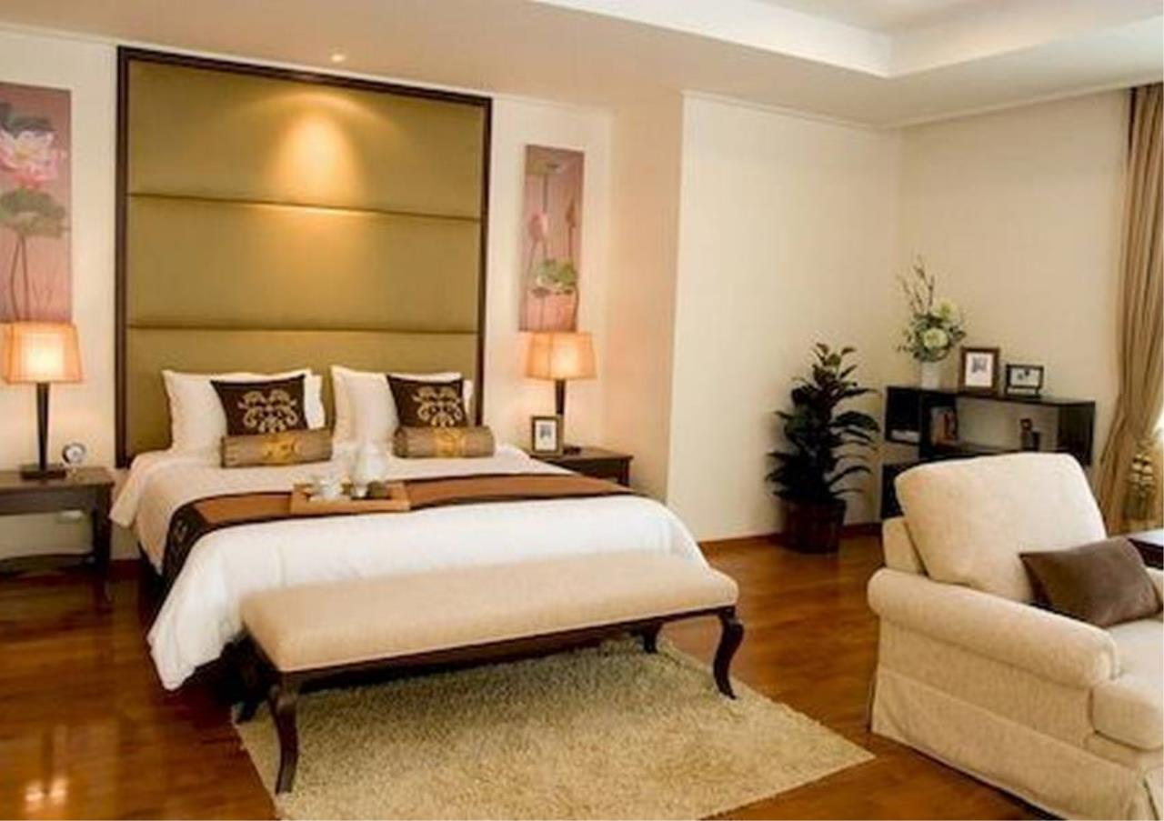 Bangkok Residential Agency's 4 Bed Serviced Apartment For Rent in Phrom Phong BR7075SA 1