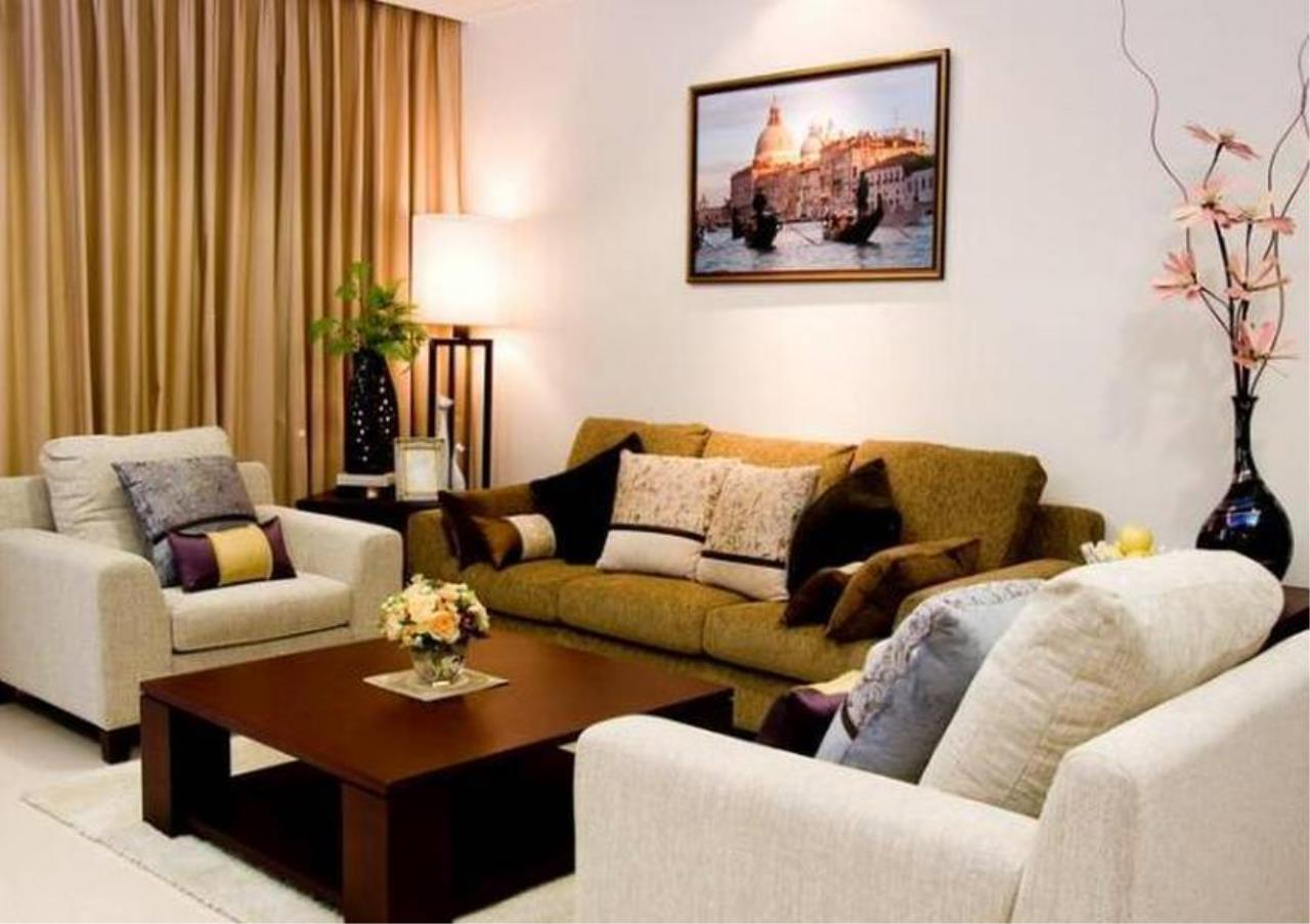 Bangkok Residential Agency's 4 Bed Serviced Apartment For Rent in Phrom Phong BR7075SA 6