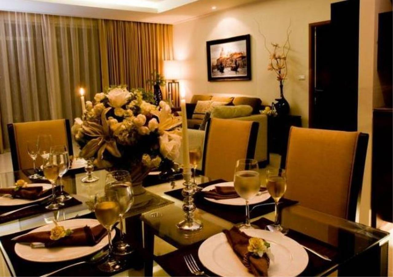Bangkok Residential Agency's 4 Bed Serviced Apartment For Rent in Phrom Phong BR7075SA 7
