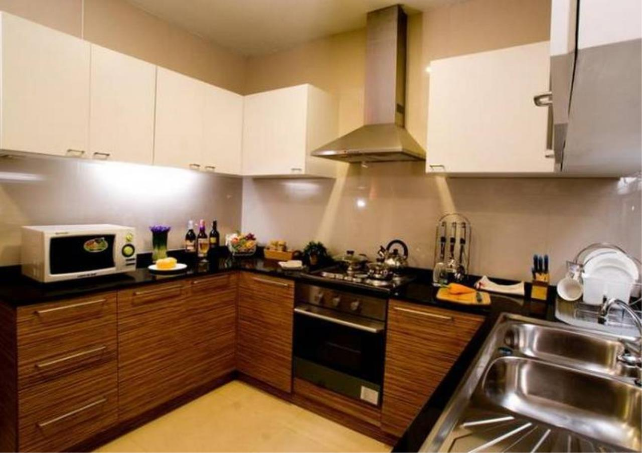 Bangkok Residential Agency's 4 Bed Serviced Apartment For Rent in Phrom Phong BR7075SA 8