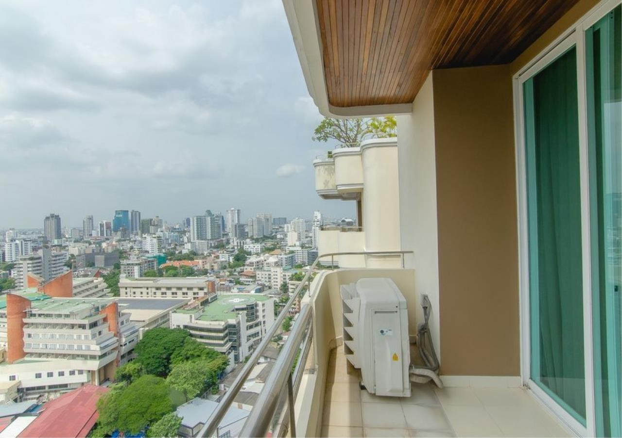 Bangkok Residential Agency's 4 Bed Serviced Apartment For Rent in Phrom Phong BR7101SA 11