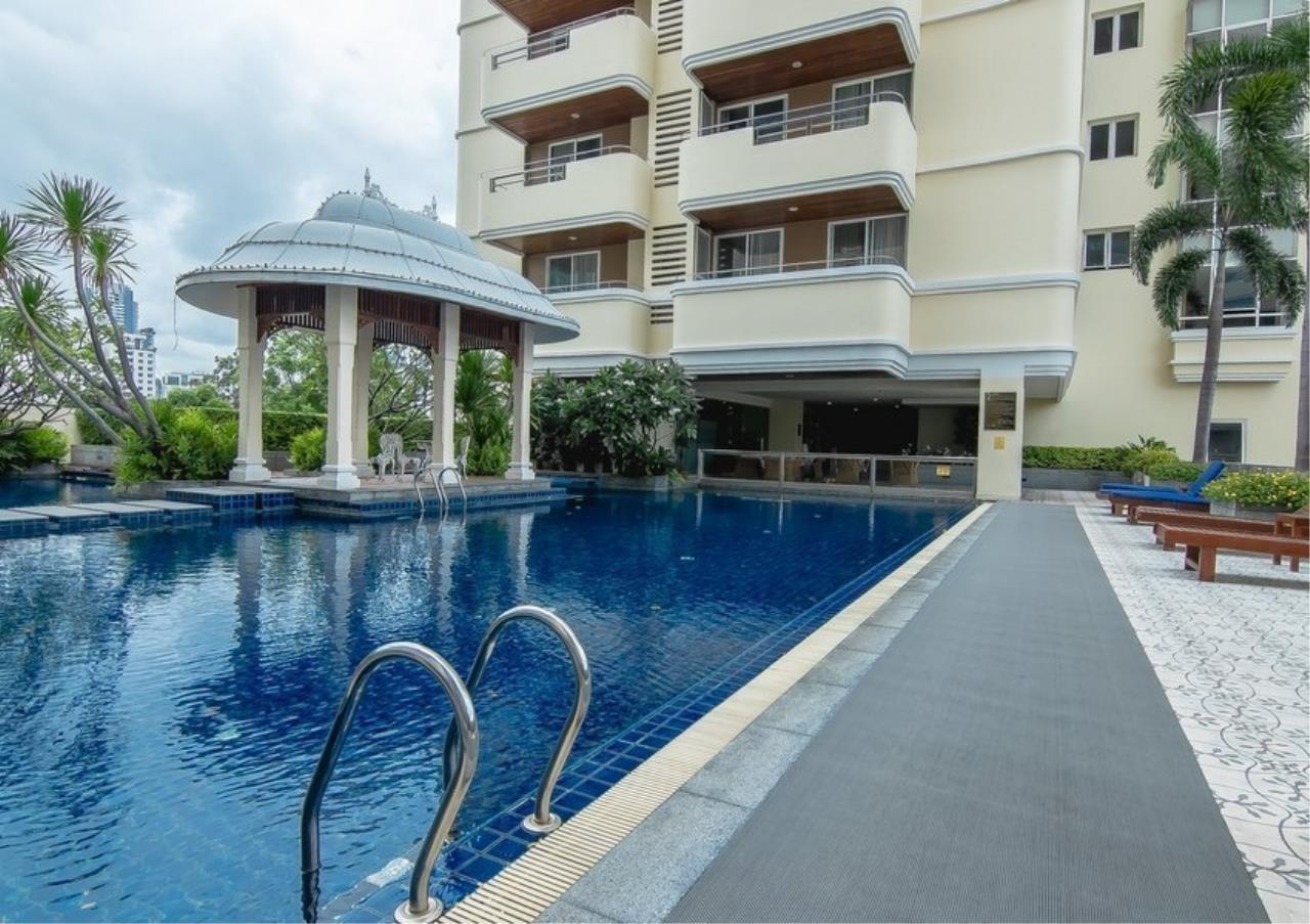 Bangkok Residential Agency's 4 Bed Serviced Apartment For Rent in Phrom Phong BR7101SA 13