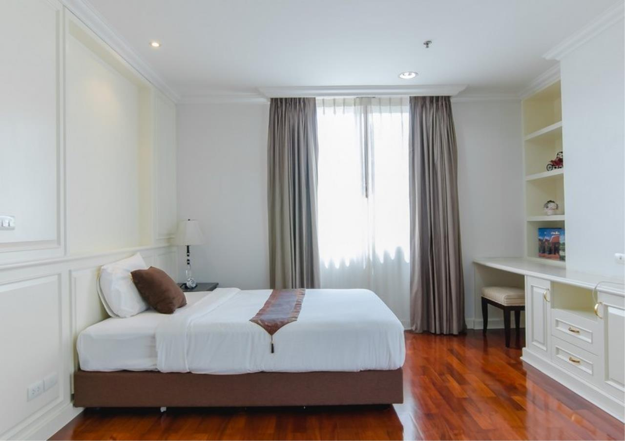 Bangkok Residential Agency's 4 Bed Serviced Apartment For Rent in Phrom Phong BR7101SA 5