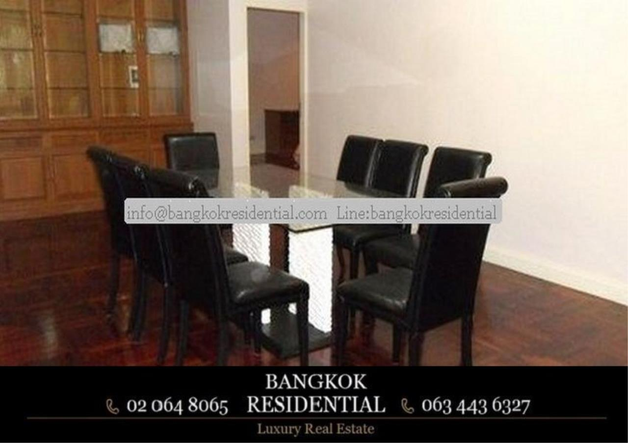 Bangkok Residential Agency's 3 Bed Single House For Rent in Ekkamai BR7666SH 2