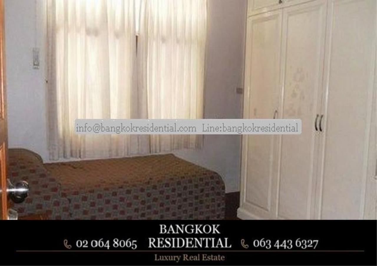 Bangkok Residential Agency's 3 Bed Single House For Rent in Ekkamai BR7666SH 4