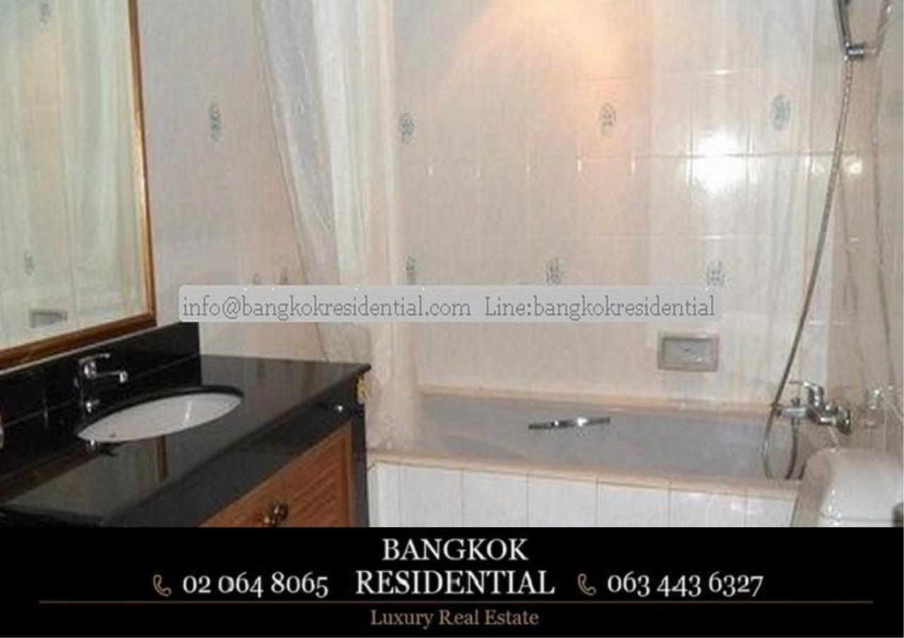 Bangkok Residential Agency's 3 Bed Single House For Rent in Ekkamai BR7666SH 5