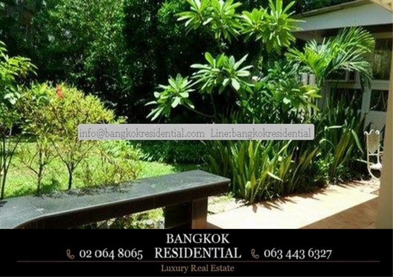 Bangkok Residential Agency's 3 Bed Single House For Rent in Ekkamai BR7666SH 7