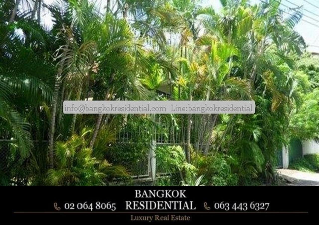 Bangkok Residential Agency's 3 Bed Single House For Rent in Ekkamai BR7666SH 8