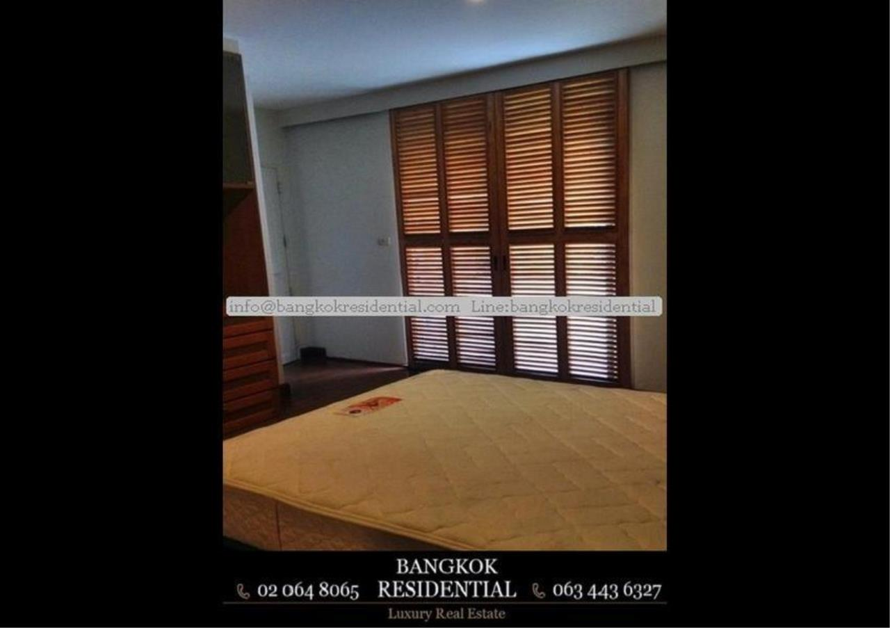 Bangkok Residential Agency's 4 Bed Single House in Compound For Rent in Thonglor BR7673SH 6