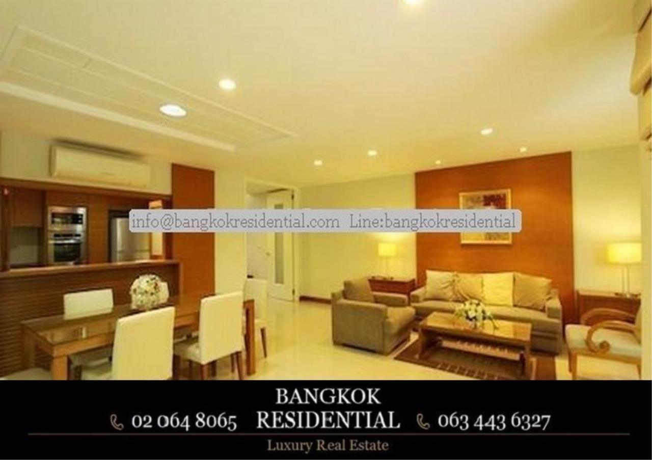 Bangkok Residential Agency's 4 Bed Single House in Compound For Rent in Ekkamai BR7717SH 3