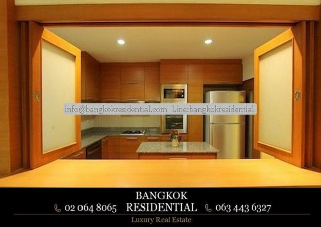 Bangkok Residential Agency's 4 Bed Single House in Compound For Rent in Ekkamai BR7717SH 5