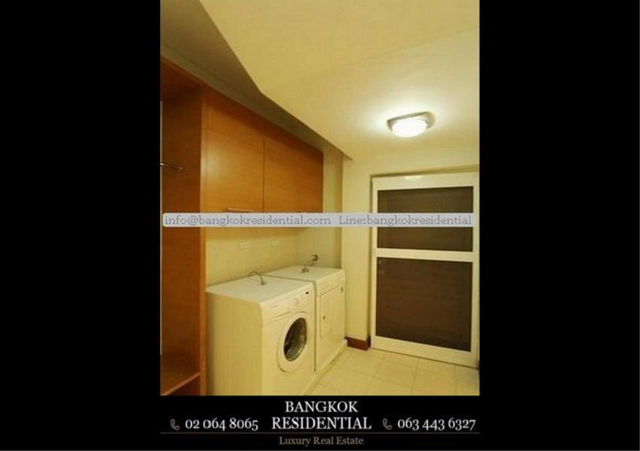 Bangkok Residential Agency's 4 Bed Single House in Compound For Rent in Ekkamai BR7717SH 7