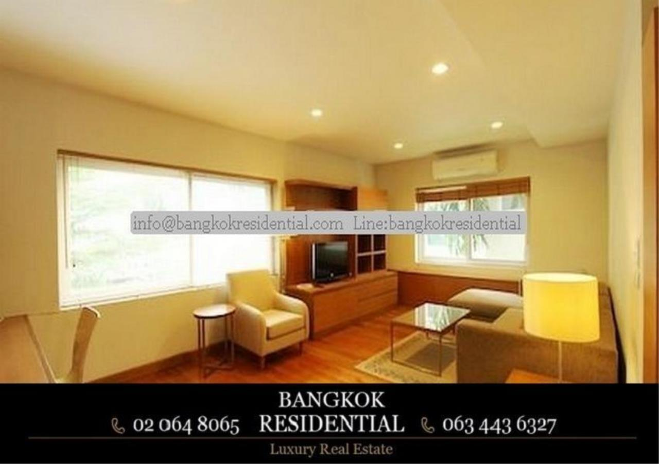 Bangkok Residential Agency's 4 Bed Single House in Compound For Rent in Ekkamai BR7717SH 9