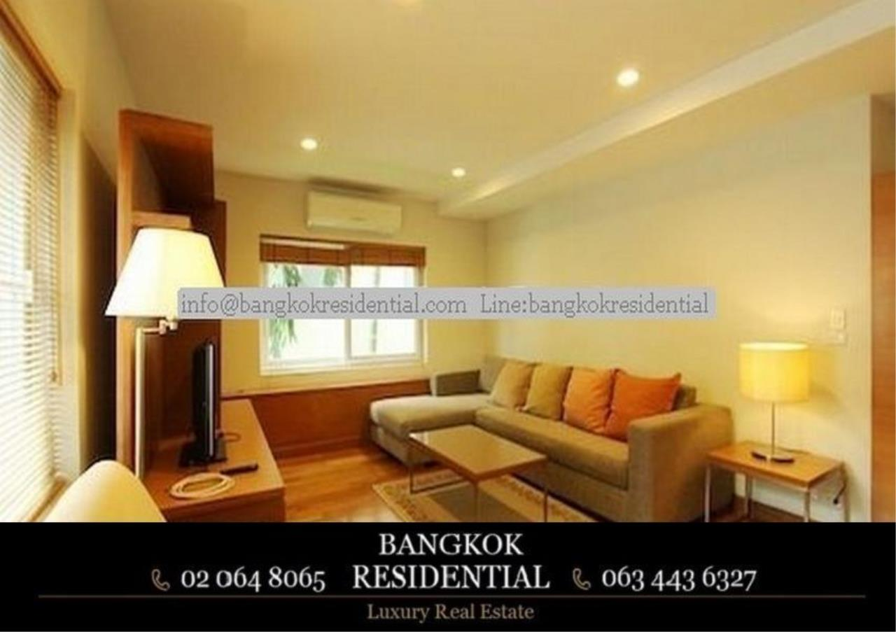 Bangkok Residential Agency's 4 Bed Single House in Compound For Rent in Ekkamai BR7717SH 10