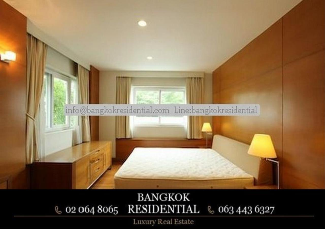 Bangkok Residential Agency's 4 Bed Single House in Compound For Rent in Ekkamai BR7717SH 12
