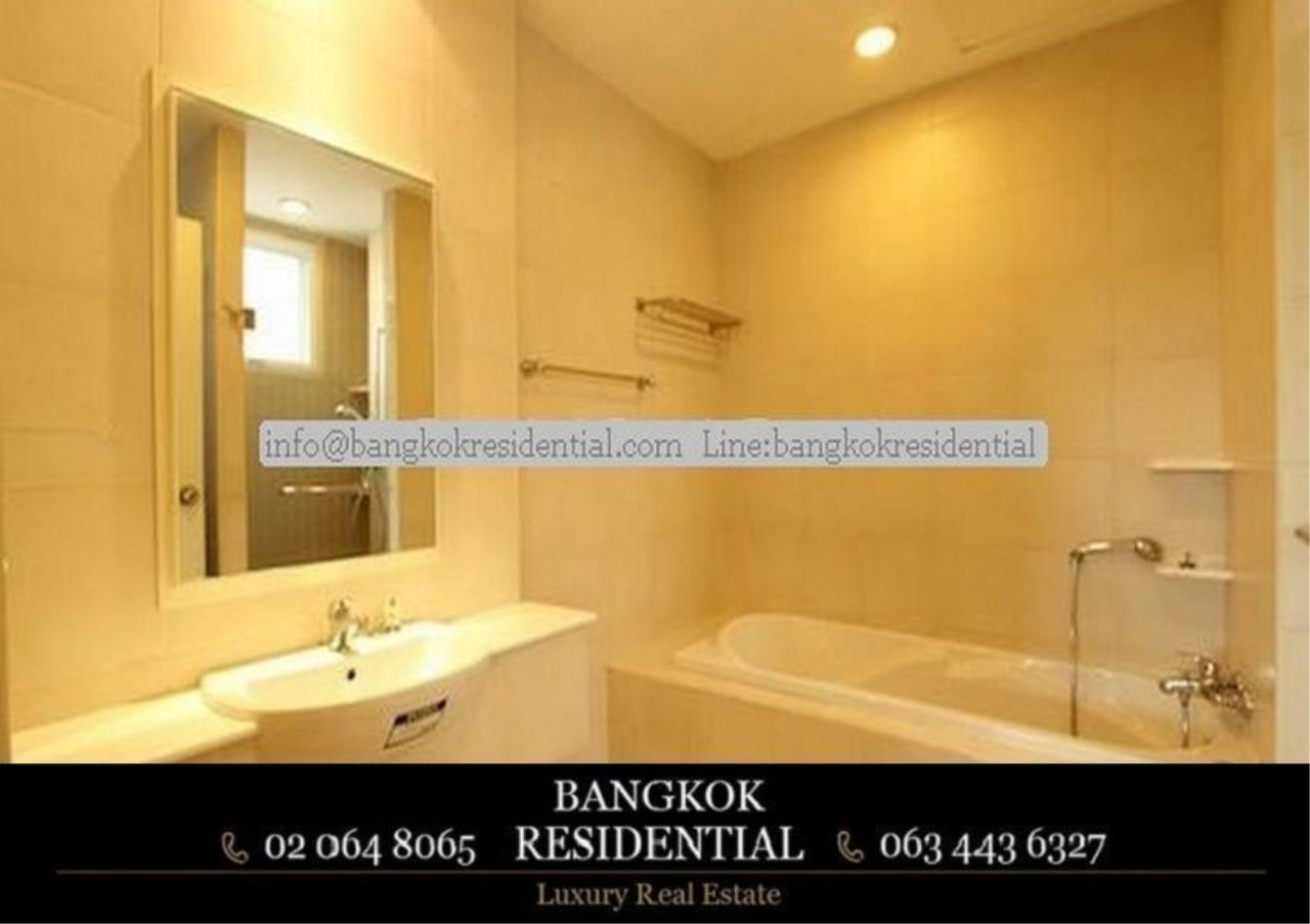 Bangkok Residential Agency's 4 Bed Single House in Compound For Rent in Ekkamai BR7717SH 13