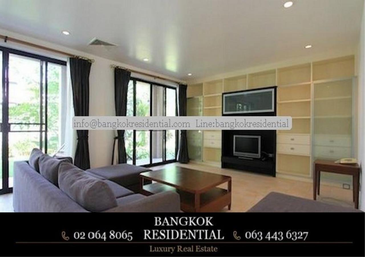 Bangkok Residential Agency's 4 Bed Single House in Compound For Rent in Phra Khanong BR7733SH 4