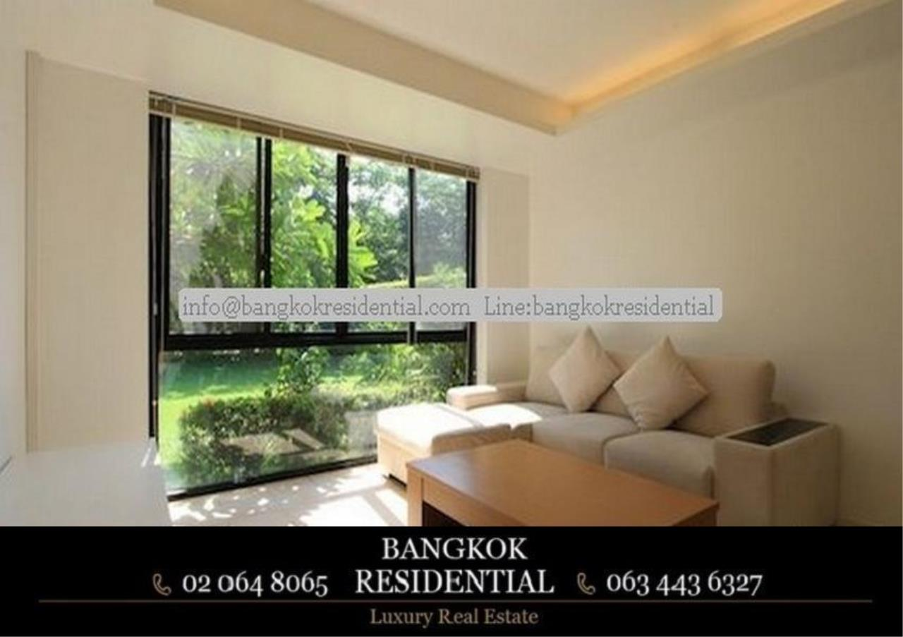 Bangkok Residential Agency's 4 Bed Single House in Compound For Rent in Phra Khanong BR7733SH 5