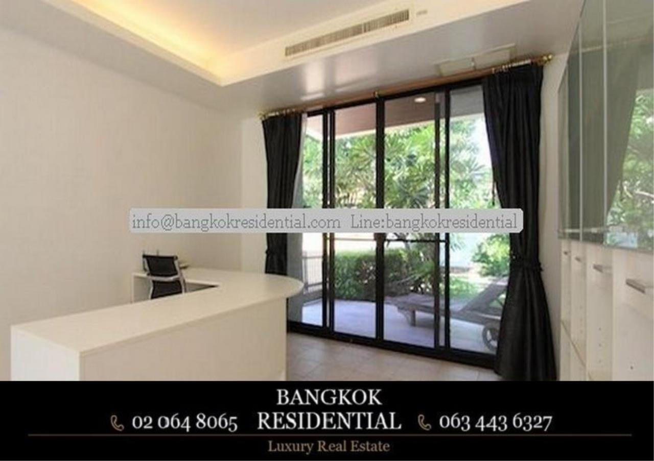 Bangkok Residential Agency's 4 Bed Single House in Compound For Rent in Phra Khanong BR7733SH 6