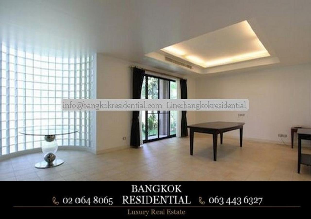 Bangkok Residential Agency's 4 Bed Single House in Compound For Rent in Phra Khanong BR7733SH 7
