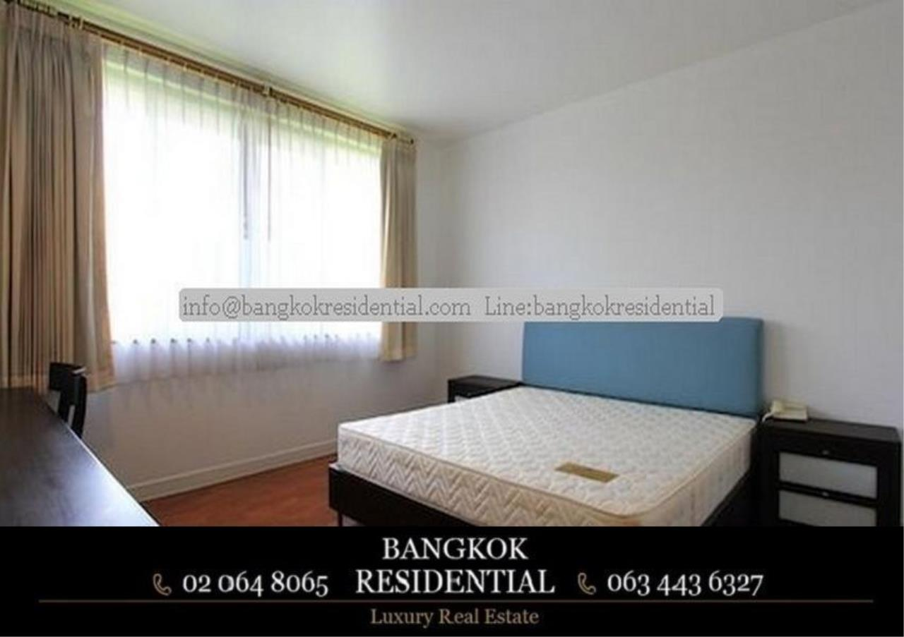 Bangkok Residential Agency's 4 Bed Single House in Compound For Rent in Phra Khanong BR7733SH 12