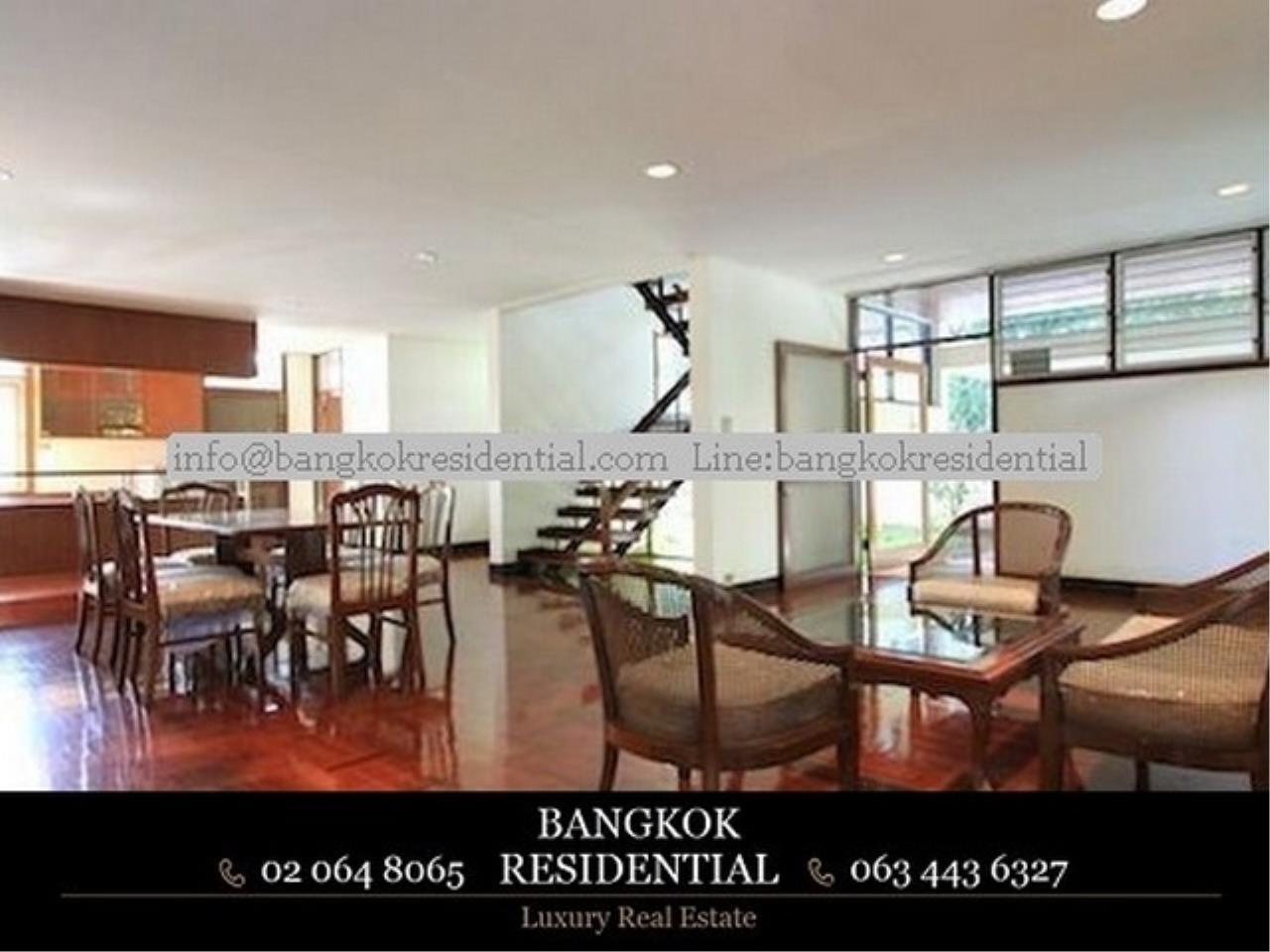 Bangkok Residential Agency's 3 Bed Single House For Rent in Nana BR7742SH 2