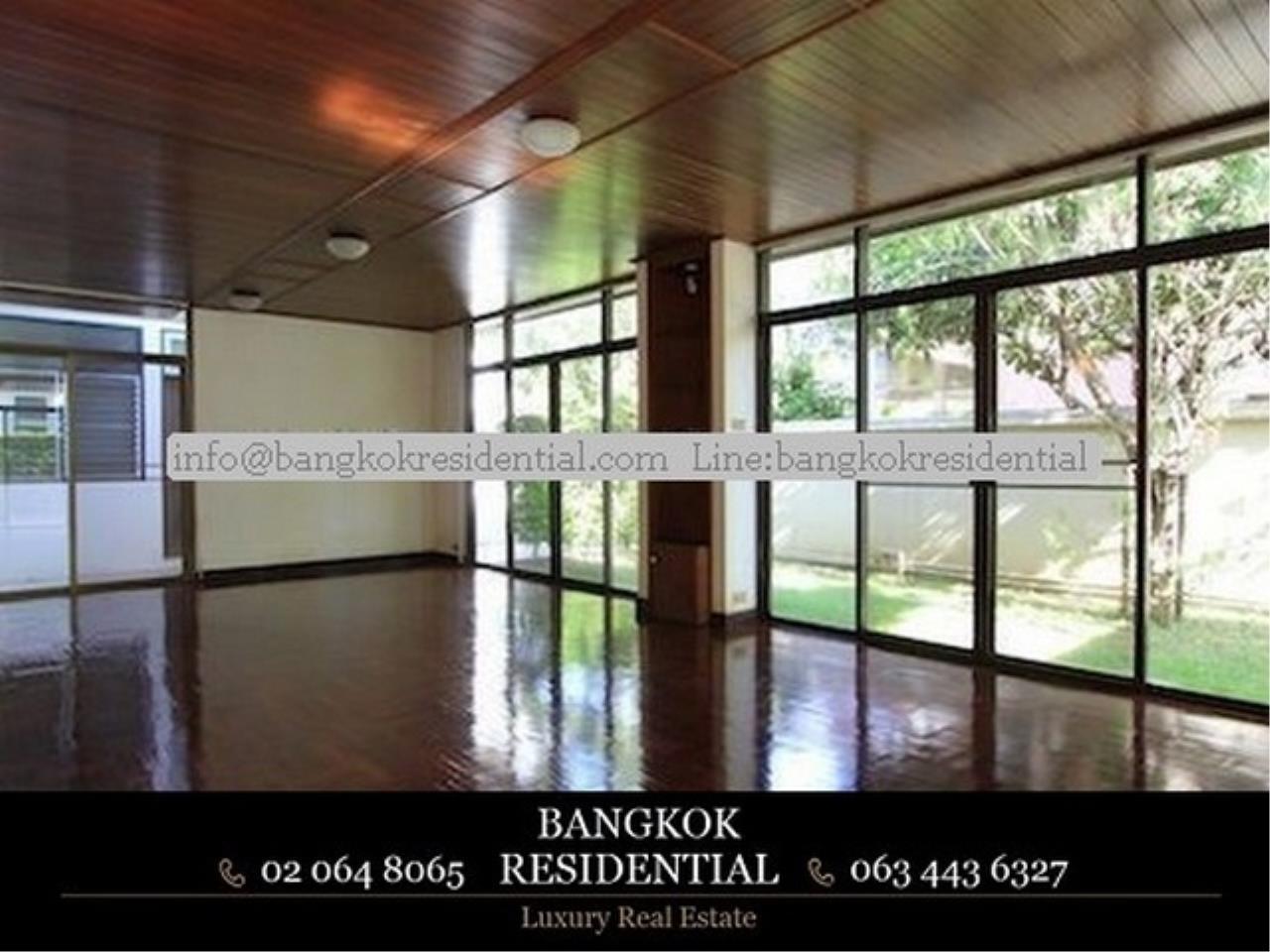 Bangkok Residential Agency's 3 Bed Single House For Rent in Nana BR7742SH 3