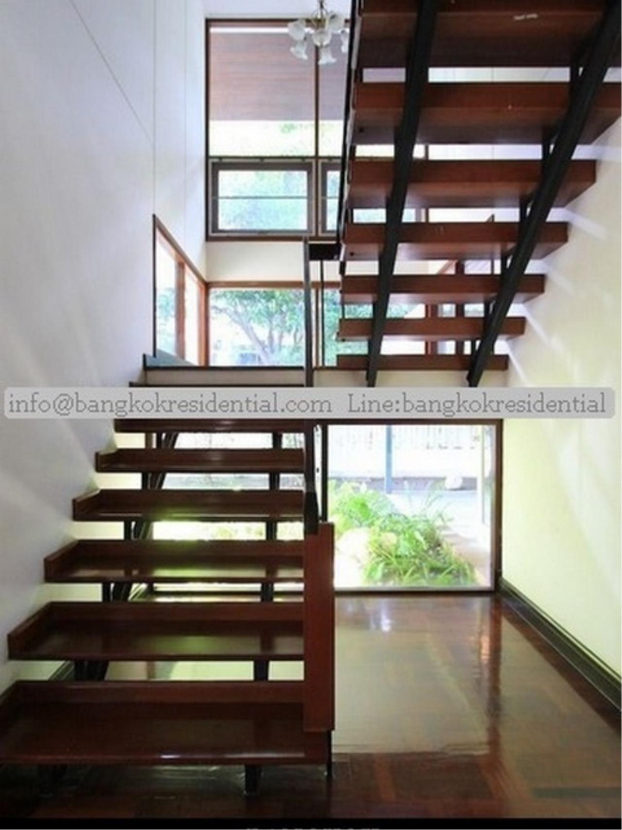 Bangkok Residential Agency's 3 Bed Single House For Rent in Nana BR7742SH 4