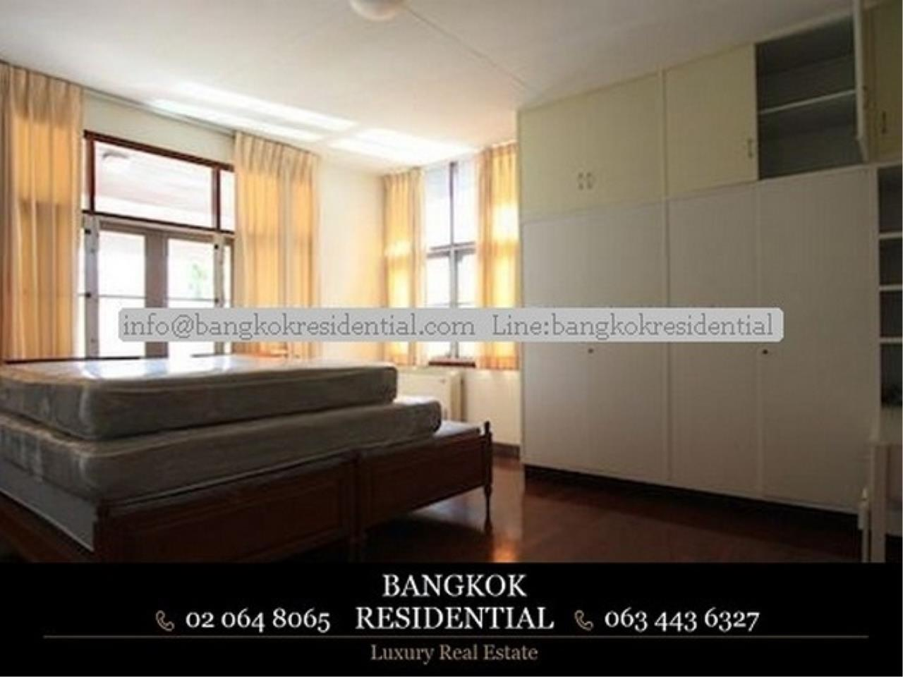 Bangkok Residential Agency's 3 Bed Single House For Rent in Nana BR7742SH 5
