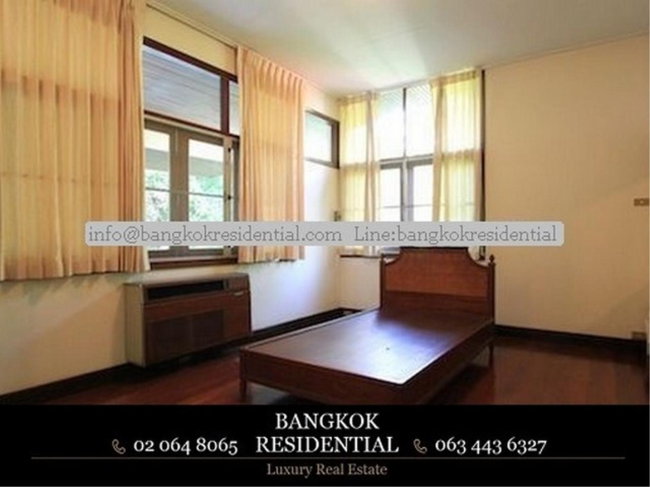 Bangkok Residential Agency's 3 Bed Single House For Rent in Nana BR7742SH 7