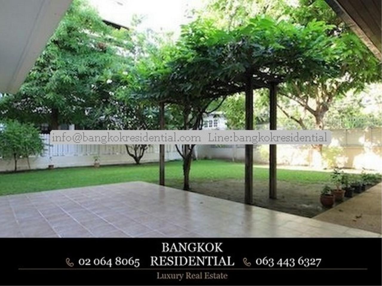 Bangkok Residential Agency's 3 Bed Single House For Rent in Nana BR7742SH 11