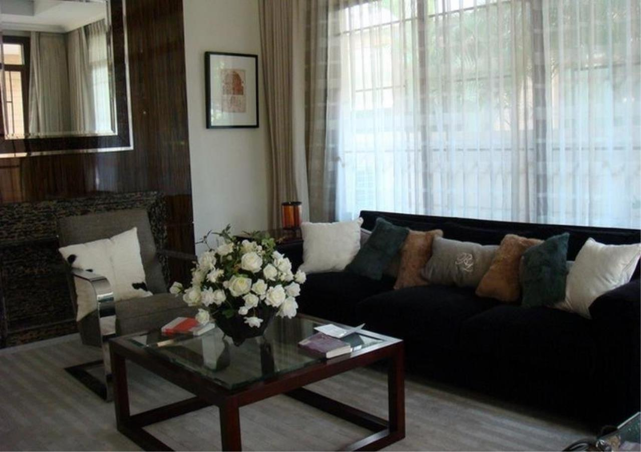 Bangkok Residential Agency's 4 Bed Single House in Compound For Rent in On Nut BR7747SH 3