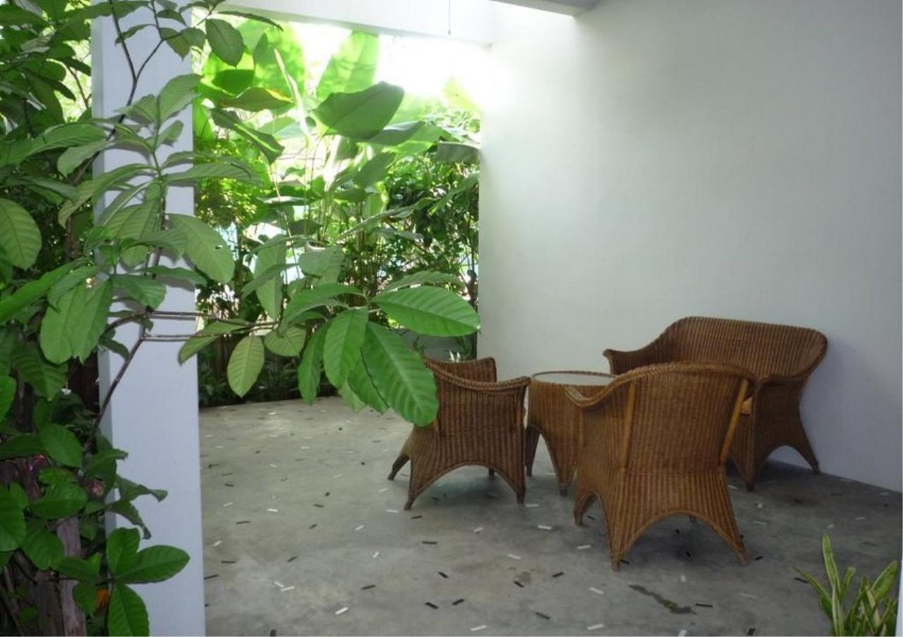 Bangkok Residential Agency's 4 Bed Single House in Compound For Rent in On Nut BR7756SH 2