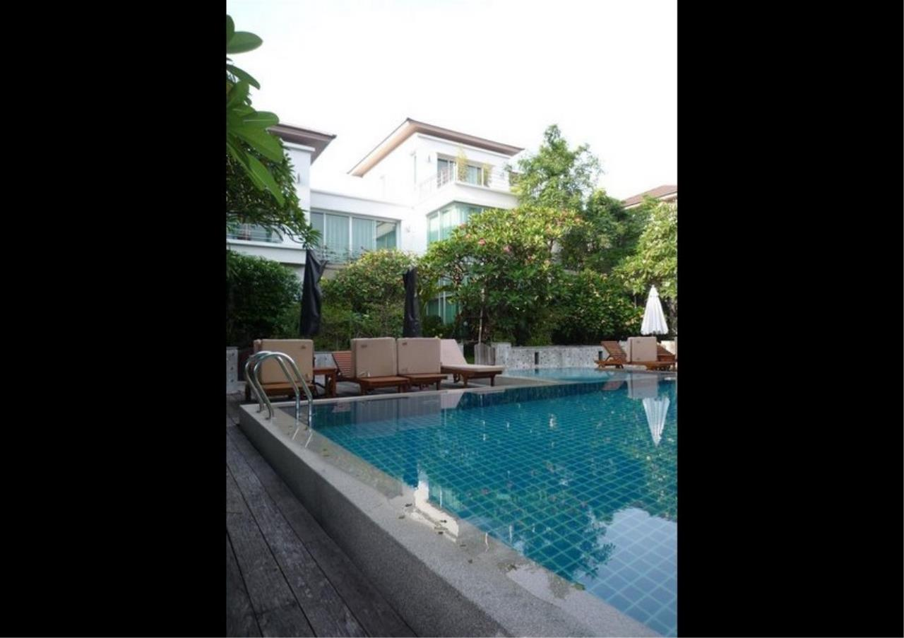 Bangkok Residential Agency's 4 Bed Single House in Compound For Rent in On Nut BR7756SH 19